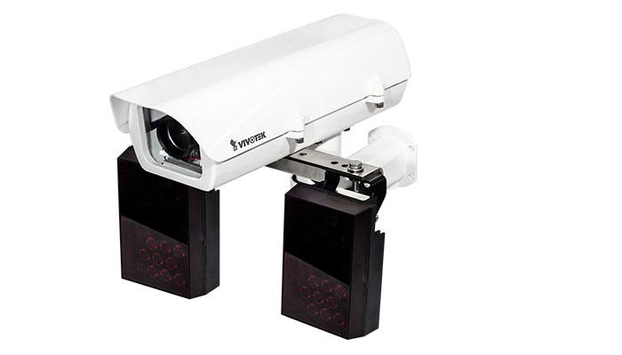 Network Capture Box : Vivotek ip a lpc kit mp license plate capture box